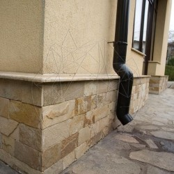 Ardezie Rhodos 10cm x LL - Piatra naturala decorativa rhodos gneiss