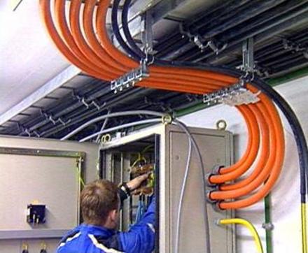 Executie instalatii electrice interioare si alimentare cu energie - Executie bransamente
