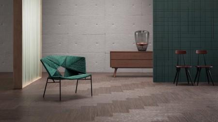 Linoleum Marmoleum Textura - Linoleum Marmoleum Modular tiles