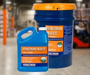 Penetron Inject - Tratamente de impermeabilizare