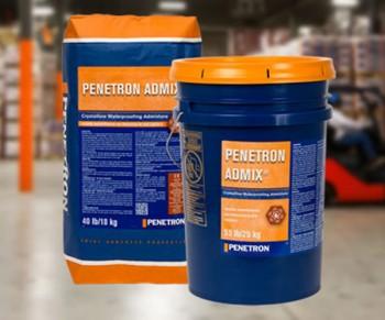 Amestec de impermeabilizare Penetron Admix - Tratamente de impermeabilizare
