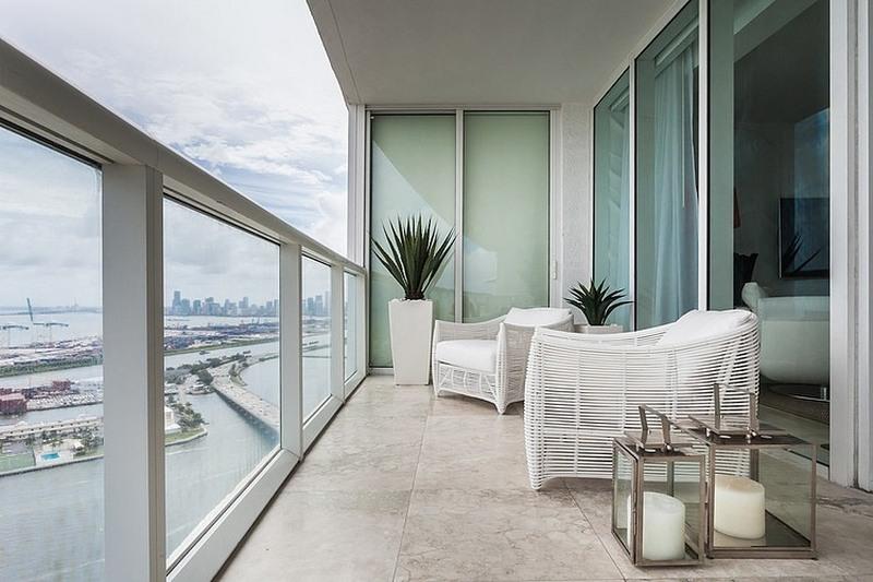 Pardoseala din marmura - Idei pentru finisarea pardoselii unui balcon