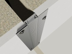 Profil de dilatatie pentru pereti Hidroplasto 319 - Profile dilatatie pentru perete si tavane
