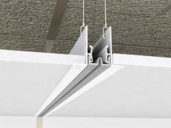 Profil de dilatatie pentru tavane suspendate Hidroplasto 323 - Profile dilatatie pentru perete si tavane