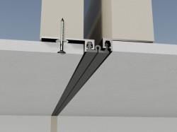 Profil de dilatatie pentru tavane Hidroplasto 397 - Profile dilatatie pentru perete si tavane