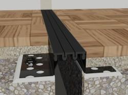Profil de dilatatie pentru pereti Hidroplasto 398 - Profile dilatatie pentru perete si tavane
