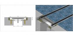 Profil de dilatatie pentru pereti Hidroplasto 399 - Profile dilatatie pentru perete si tavane