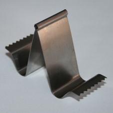 Clema cu prindere dubla pentru profilul de dilatatie GOA - SCG002 - Profile de dilatatie metalice