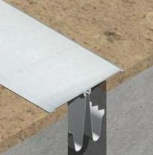 Profil de dilatatie autoadeziv pentru pardoseala din eloxALUM20, 60 mm latime - GOA603 - Profile de dilatatie metalice