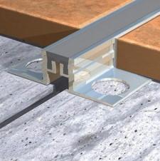 Profil de dilatatie din aluminiu - MSA100 - Profile de dilatatie metalice