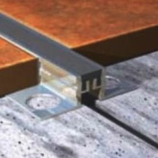 Profil de dilatatie din aluminiu - MSA125 - Profile de dilatatie metalice