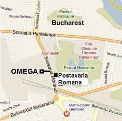 OMEGA ROM TRADE 94 - sediul Morarilor - OMEGA ROM TRADE 94