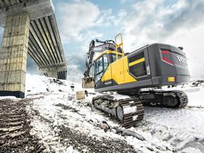 Excavator pe senile -  EC220E - Excavatoare pe senile - Volvo