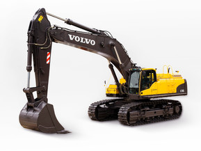 Excavator pe senile - EC700C - Excavatoare pe senile - Volvo