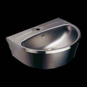 Lavoar din otel inox - SLUN 01 - Lavoare si spalatoare din otel inox