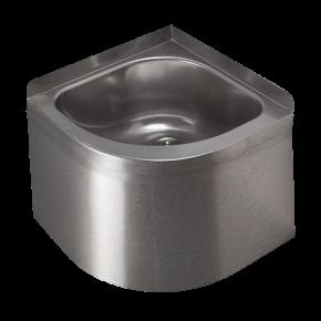 Lavoar din otel inox - SLUN 11 - Lavoare si spalatoare din otel inox
