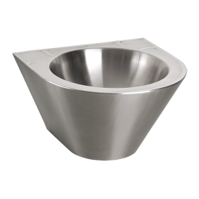 Lavoar conic din otel inox - SLUN 22 - Lavoare si spalatoare din otel inox