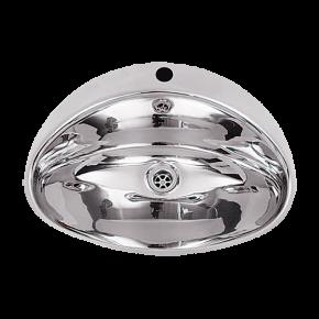 Lavoar din otel inox - SLUN 32 - Lavoare si spalatoare din otel inox