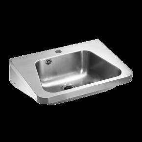 Lavoar din otel inox - SLUN 36A - Lavoare si spalatoare din otel inox