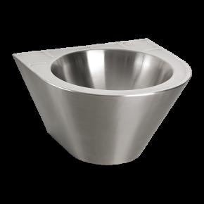 Lavoar conic din otel inox - SLUN 59 - Lavoare si spalatoare din otel inox