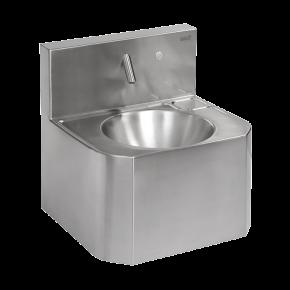 Lavoar din otel inox - SLUN 72P - Lavoare si spalatoare din otel inox
