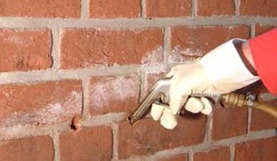 Injectarea de spumă si răşină poliuretanice WEBAC - Injecatrea  cu spuma si rasini Webac