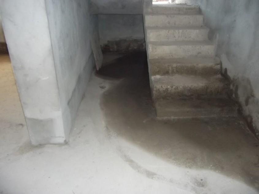 Cauze ale infiltratiilor de apa in subsol - cum se identifica acestea si cum iti pot