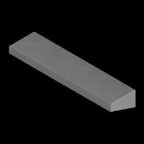 Etajera din otel inox - SLZN 65 - Mese schimbat scutece, separatoare, etajere