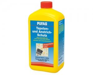 Solutie acrilica pentru protectia tapetelor, 1 litru. - Solutii intretinere si dezlipire tapet
