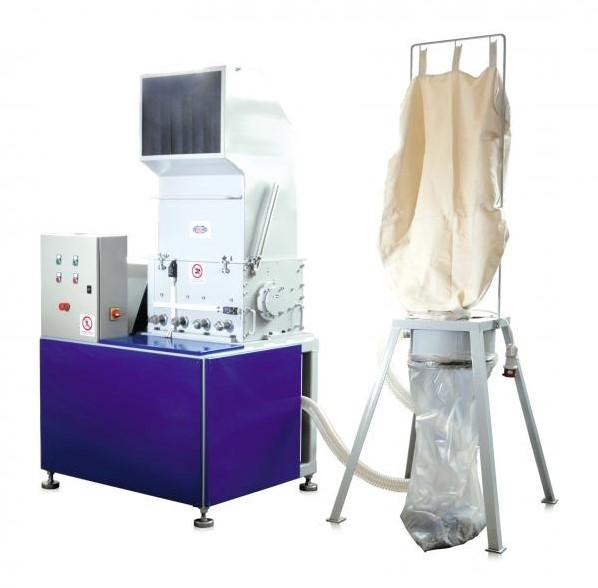 Echipament pentru macinarea deseurilor Castor - Nou de la AMBASADOR PLUS: echipamente pentru macinarea maselor plastice