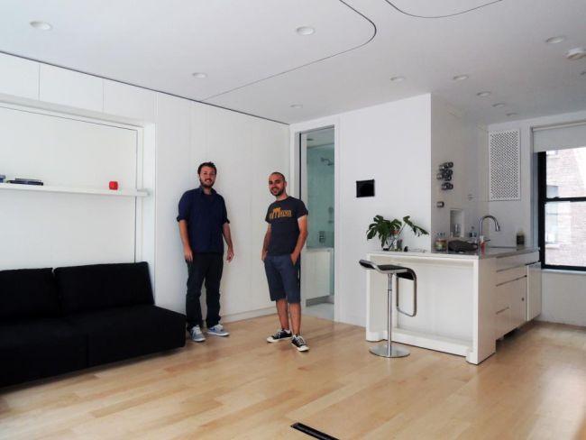 Catalin Sandu si Adrian Iancu - Apartamentul LifeEdited