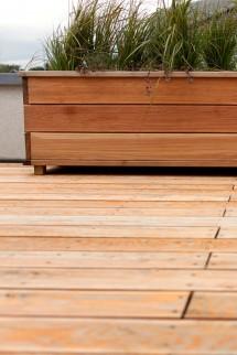Pardoseala din lemn pentru exterior sub forma de lamele - Siberian Larch - Pardoseala din lemn pentru exterior sub forma de lamele