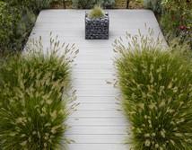 Terasa deck  Twinson - Pardoseli din material compozit lemn cu PVC