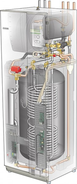 Modul flexibil de interior VVM320 - Pompe de caldura aer apa