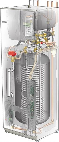 Modul flexibil de interior VVM 500 - Pompe de caldura aer apa