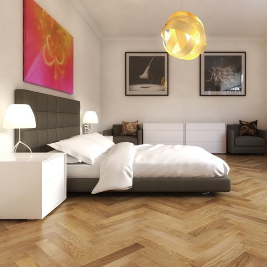 Parchet stratificat - Finisaje pentru pardoseli - ce se potriveste pentru dormitor?