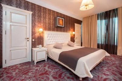 Dormitor cu mocheta WEST CARPET - Proiecte WEST CARPET ROMANIA