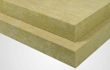 Placa rigida de vata bazaltica pentru izolarea acoperisurilor tip terasa - Smart Roof Base - Vata minerala bazaltica pentru acoperisuri tip terasa DDP