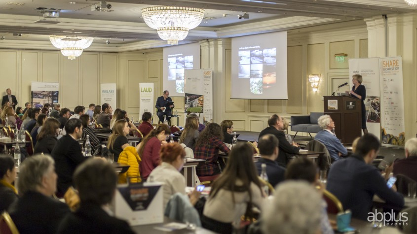 Sesiunea plenara oficiala de inchidere - Forumul SHARE a reunit timp de doua zile arhitecti internationali