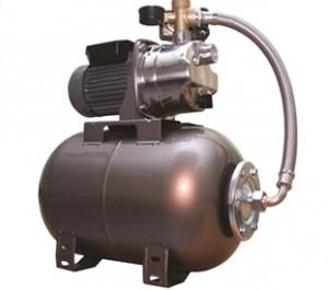 Pompa cu hidrofor si butelie de 24 litri PHI3000-38/25H - Hidrofoare