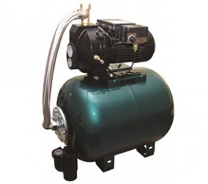 Pompa cu hidrofor si butelie de 50 litri PMF25-075/50H - Hidrofoare