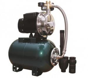 Pompa cu hidrofor si butelie de 24 litri PMI30-090/25H - Hidrofoare