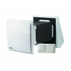 Twin Fresh SA 60 - Ventilatie casnica inteligente