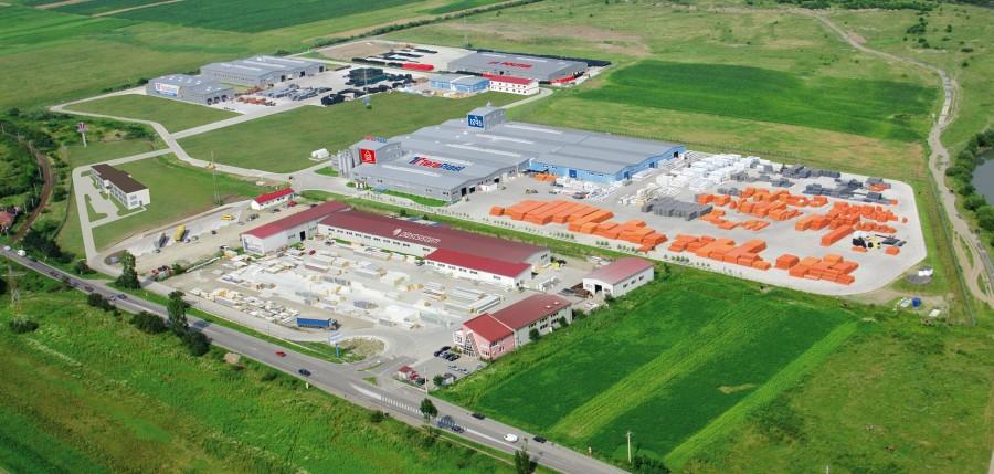 Parc industrial Teraplast - TERAPLAST