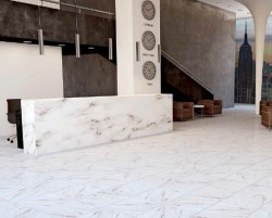 Placi ceramice, seturi complete Calacatta - Gresie portelanata glazurata
