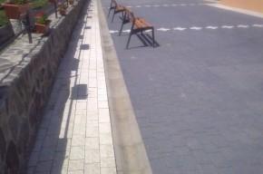 Rigole din beton pentru terase Scafa R1 - Rigola din beton pentru terase Scafa R1
