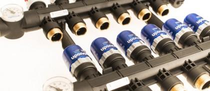 Distribuitor modular pardoseala Vario Plus 1 - Sisteme de incalzire si racire prin pardoseala