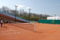 teren tenis pro clay outdoor - Executie pardoseli sportive