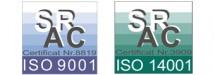 Certificat ISO - AMASS