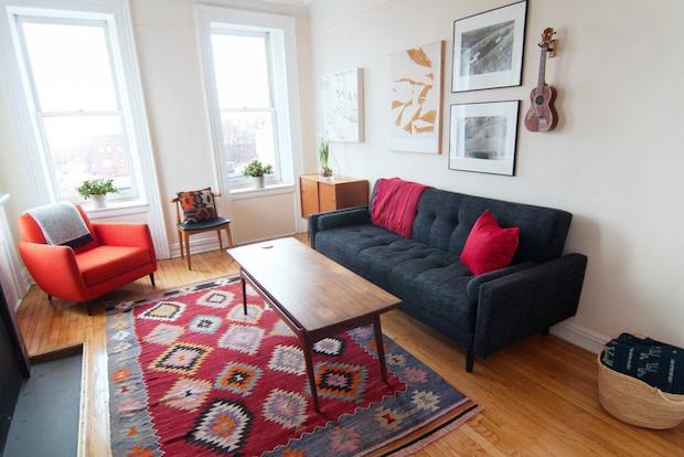 Trucuri pentru apartamentele mici - Decorating your first apartment ...